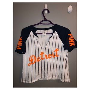 PINK Detroit Tigers Shirt